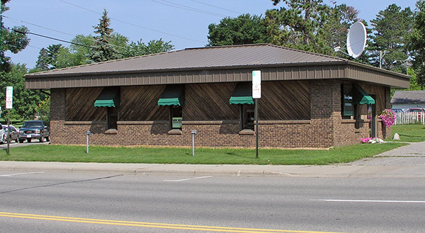 Commercial Awnings Installed by Rapid Garage Door & Awning in Grand Rapids, MN.